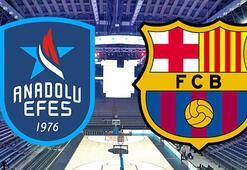 Anadolu Efes - Barcelona Lassa: 75-68