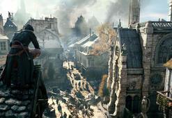 Assasins Creed: Unity bedava oldu Notre Dame detayı...