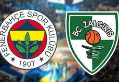 Fenerbahçe Beko - Zalgiris Kaunas: 80-82