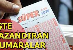 Süper Loto sonuçları 18 Nisan 2019 | Süper Lotoda dev ikramiye...
