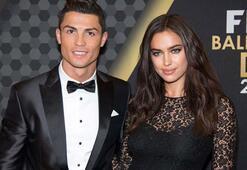 Irina Shayk, Ronaldodan neden ayrıldığını açıkladı
