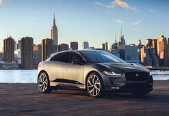 Dünyada Yılın Otomobili Jaguar I-PACE