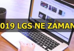 2019 LGS ne zaman yapılacak MEB LGS sınav tarihi...