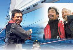 Pasifik Okyanusu'nu geçen ilk görme engelli denizci