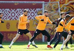 Galatasarayda kupa hazırlıkları başladı