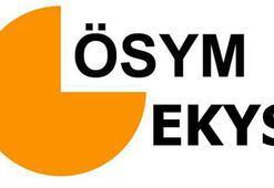 EKYS sınav soru ve cevapları yayınlandı mı MEB duyurdu: EKYS sınav sonuçları...