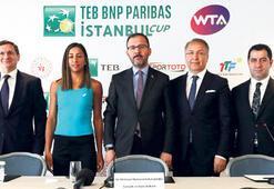 İstanbul yine tenise doyacak
