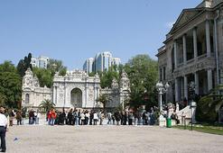 Milli Saraylara hafta sonunda ziyaretçi rekoru