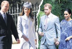 Meghan ve Harry Afrika'ya gidiyor