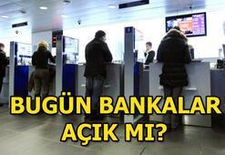 Bugün kargolar açık mı 23 Nisanda bankalar çalışıyor mu
