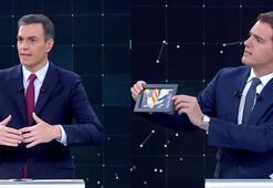 İspanyada erken seçim öncesi dev kapışma