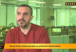 Nevzat Dindar: Diagne Burak Yılmaz seviyesinde bir oyuncu değil