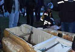 Buzdolabından yaptıkları saldan gölete düşen 2 kişi hayatını kaybetti