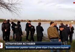 Gölete düşen 2 kişi hayatını kaybetti