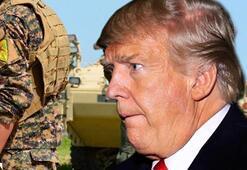 Son dakika: Trumpa terör örgütü YPG/PKK şoku Kapılar bir bir kapandı...