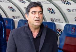 Trabzonsporda Ünal Karamanın başarısı