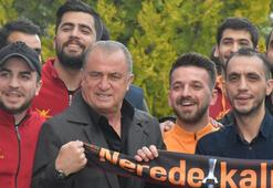 Galatasaray kafilesi Malatyada