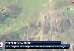 PKKya bomba yağdı