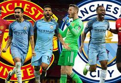 Manchester United - Manchester City: 0-2