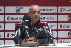 """Ercan Kahyaoğlu:  """"Kupada çok başka bir ruh ile oynuyoruz"""""""