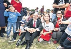 İzmir'in hedefi çocuk dostu kent