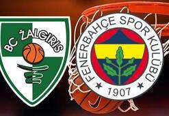 Zalgiris Kaunas - Fenerbahçe Beko: 82-99