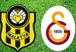 Yeni Malatyaspor - Galatasaray: 2-5