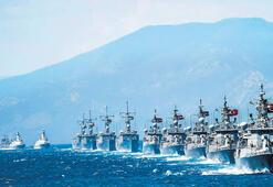 'Mavi Vatan'da Türk hakimiyeti artıyor