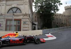 Formula 1de sıradaki durak Azerbaycan