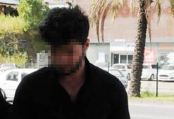 Otel odasında üvey kızına cinsel istismarda bulundu