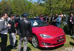 İşte elektrikli ve hibrid araçlar hakkında merak edilenler Tesla Model S ve Jaguar I-Pace...