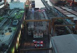 İstanbul Valiliğinden tersane kazası açıklaması