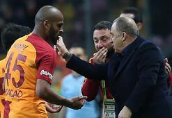 Galatasarayda Konyaspor öncesi Marcao şoku
