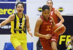 Fenerbahçe - Galatasaray: 48-59