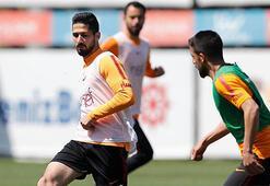 Galatasarayda Atiker Konyaspor hazırlıkları sürüyor