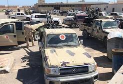 Libyada UMH, Hafter güçlerini zayıf noktasından hedef alıyor