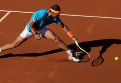 Nadal yarı finalde veda etti