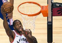 Toronto Raptors, seride 1-0 öne geçti
