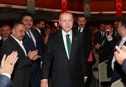 Cumhurbaşkanı Erdoğandan o isimlere ödül