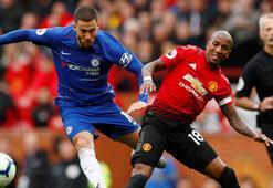 Manchester United ile Chelsea yenişemedi