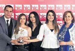 Genç iletişimcilerin LÖSEV projesine ödül