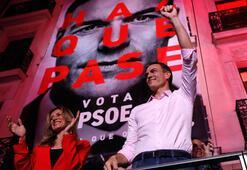 İspanyada seçimi Sosyalist Parti kazandı, aşırı sağ oylarını artırdı
