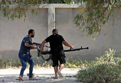 Libyanın en büyük petrol kuyusuna silahlı saldırı