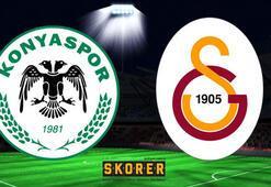 Konyaspor - Galatasaray: 0-0