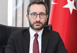Cumhurbaşkanlığı İletişim Başkanı Prof. Dr. Fahrettin Altundan Kutül Amare mesajı