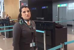 Havalimanı çalışanının işten çıkarıldığı iddialarına yalanlama