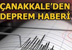 Son depremler Bugün nerede deprem oldu Nisan ayı son dakika deprem haberleri