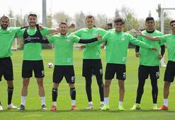 Konyaspor, Alanyaspor hazırlıklarına başladı