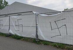 Almanyada ramazan çadırlarına çirkin saldırı