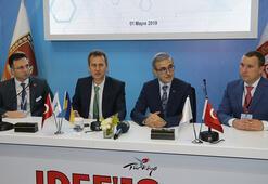 IDEF19da iş birliği imzaları